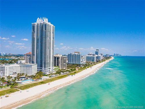 Photo of 6365 Collins Ave #908, Miami Beach, FL 33141 (MLS # A10935592)
