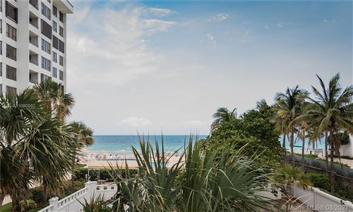 Photo of 3505 S Ocean Dr #221, Hollywood, FL 33019 (MLS # A11080592)