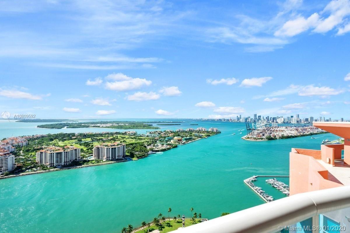 300 S Pointe Dr #4304, Miami Beach, FL 33139 - #: A10809592