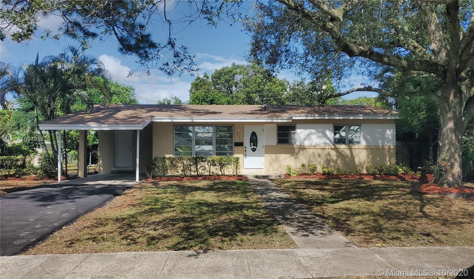 4721 SW 11th St, Plantation, FL 33317 - #: A10949592