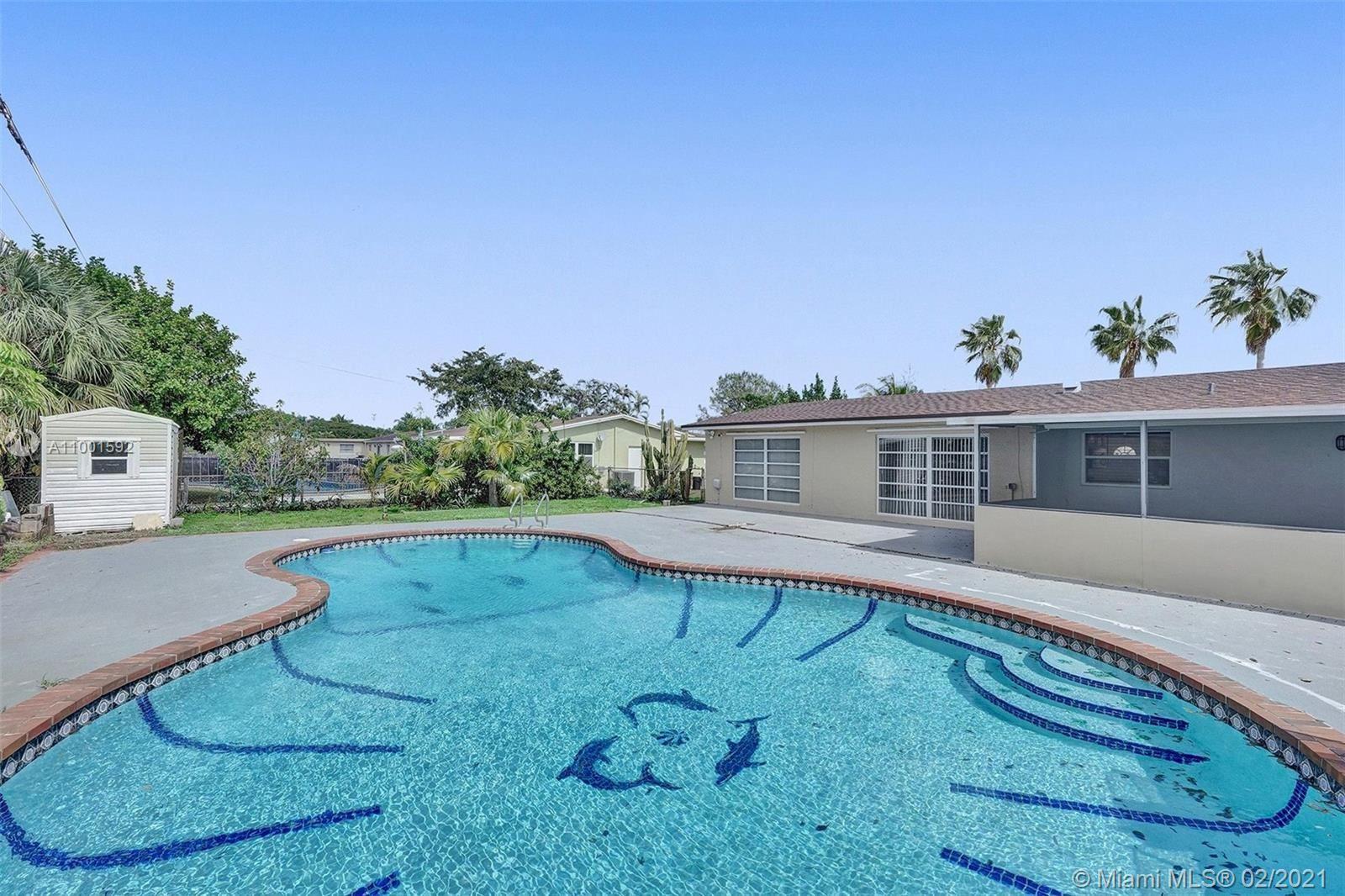 Photo of 321 Kathy Ln, Margate, FL 33068 (MLS # A11001592)