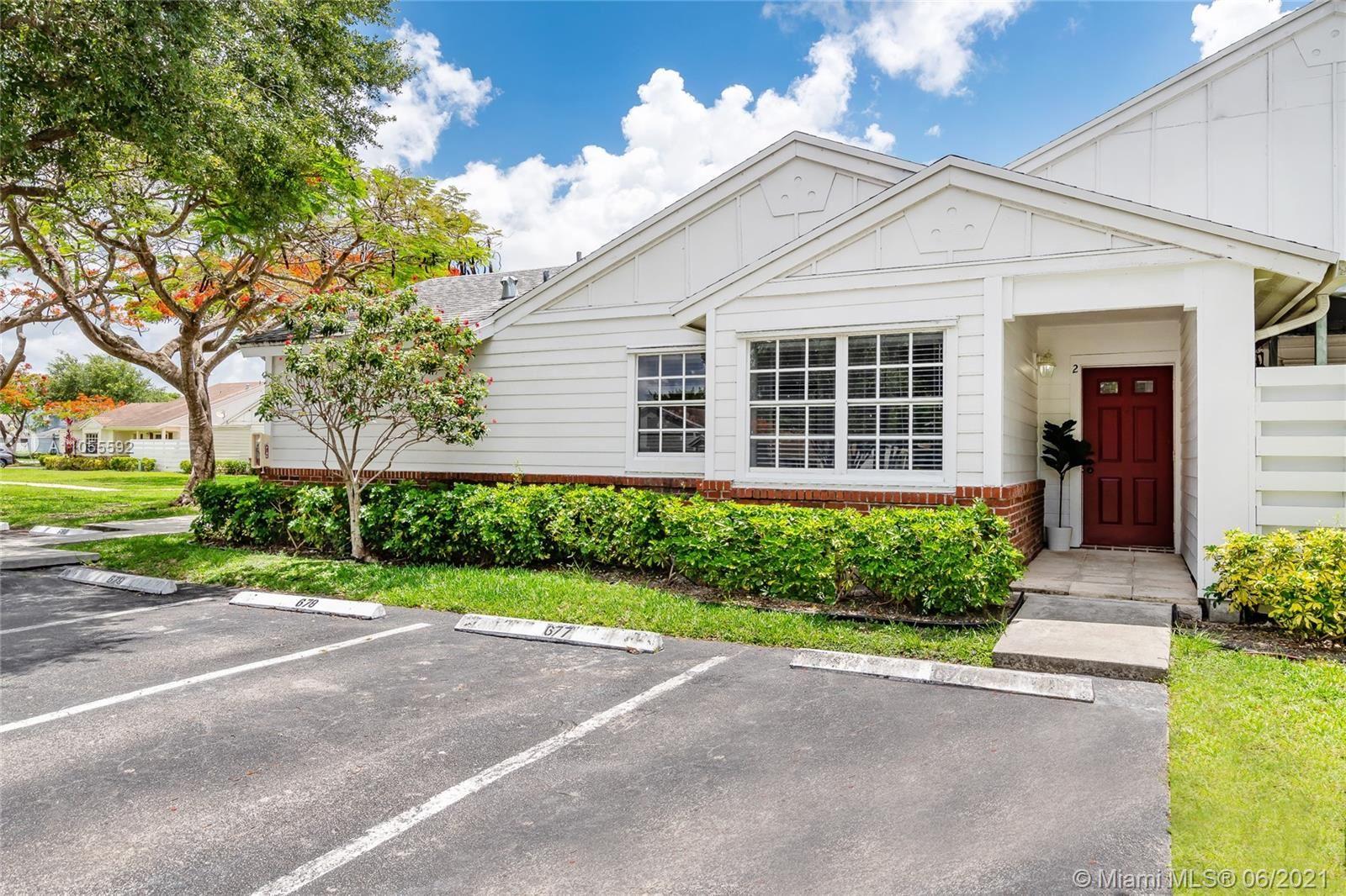 13768 SW 149th Circle Ln #2, Miami, FL 33186 - #: A11055592