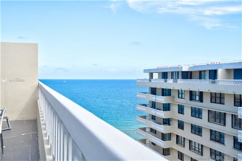 Photo of 9801 Collins Ave #PH7, Bal Harbour, FL 33154 (MLS # A11108593)