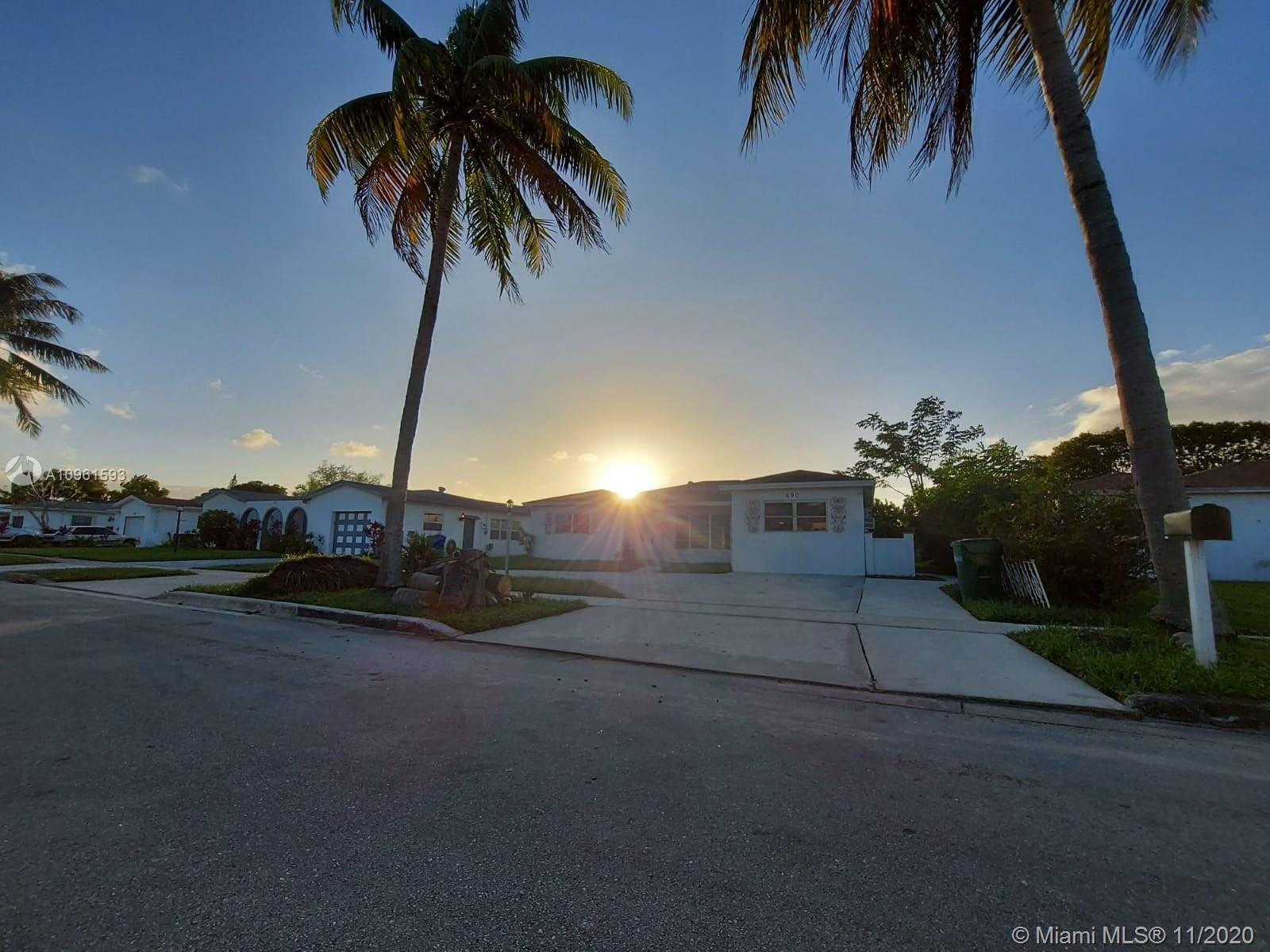 Photo of 690 SW 50th Ter, Margate, FL 33068 (MLS # A10961593)