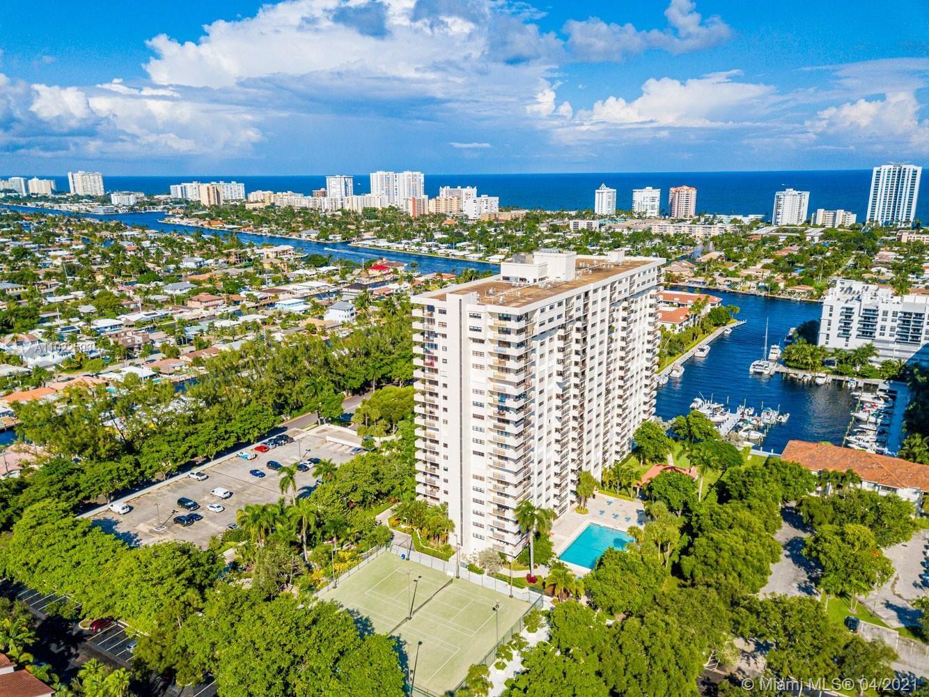Photo of 3200 Port Royale Dr N #1210, Fort Lauderdale, FL 33308 (MLS # A11022593)