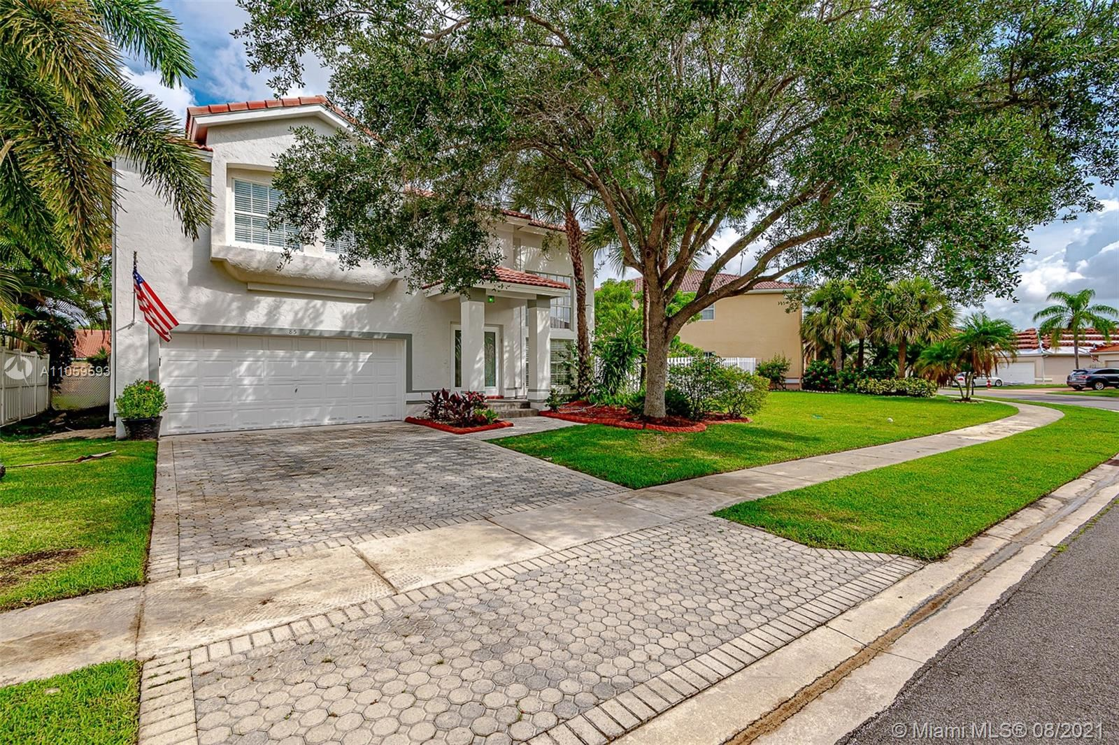 85 Gables Blvd, Weston, FL 33326 - #: A11059593