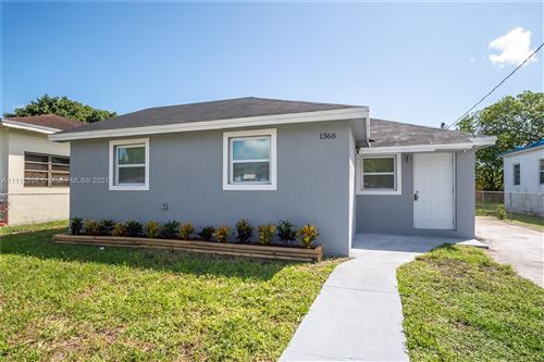 Photo of 1368 NW 70th St, Miami, FL 33147 (MLS # A11112594)