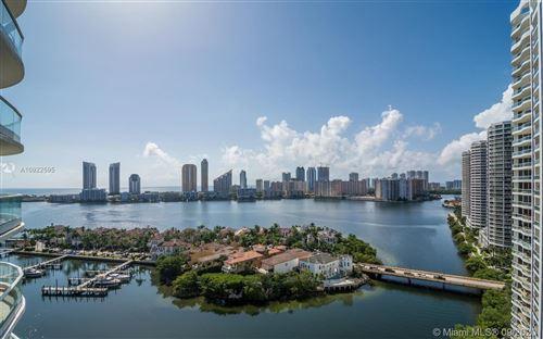 Photo of 7000 Island Blvd #1902, Aventura, FL 33160 (MLS # A10922595)