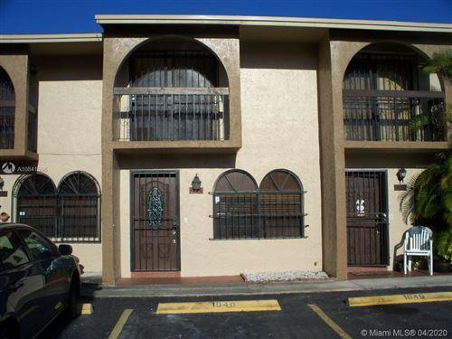 Photo of Listing MLS a10841596 in  Hialeah FL 33014