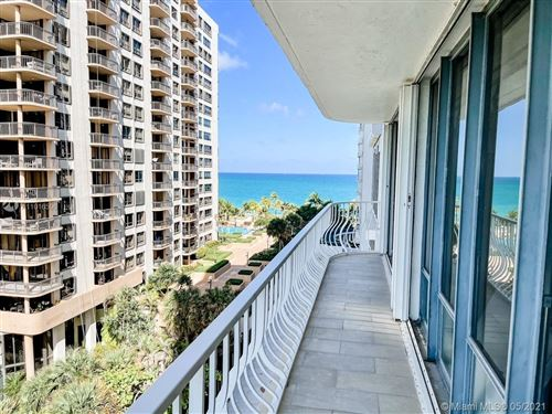 Photo of 10155 Collins Ave #710, Bal Harbour, FL 33154 (MLS # A11016596)