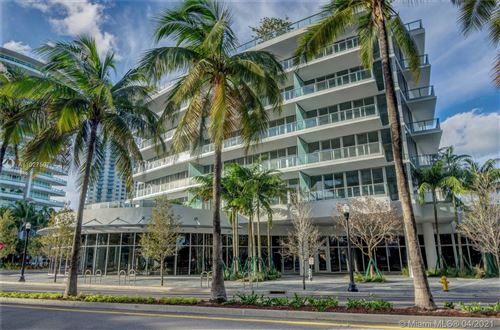 Photo of 801 S Pointe Dr #302, Miami Beach, FL 33139 (MLS # A11027597)