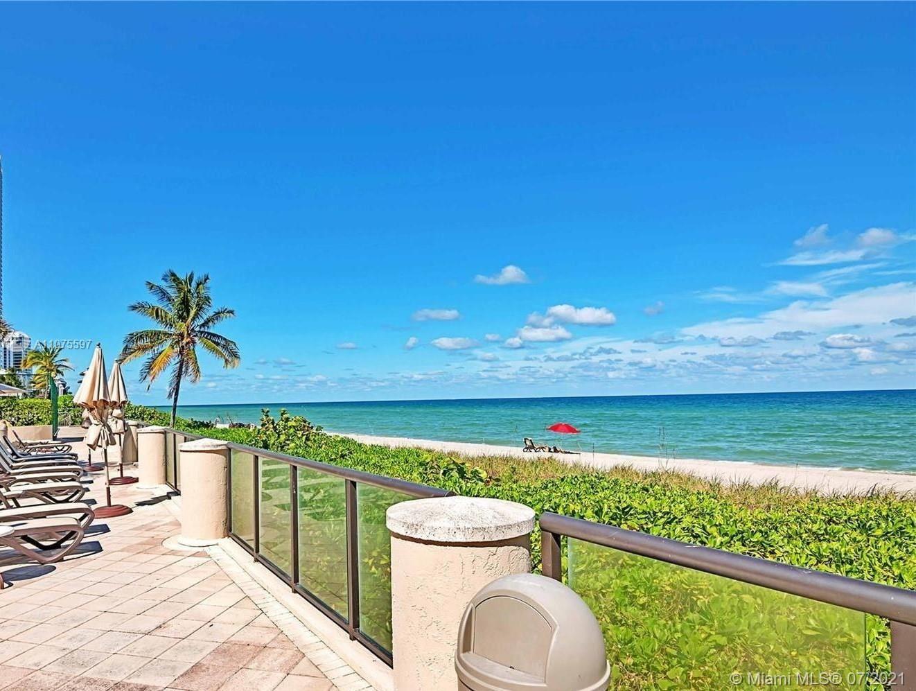 1912 S Ocean Dr #19C, Hallandale Beach, FL 33009 - #: A11075597