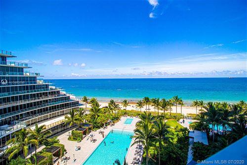 Foto de inmueble con direccion 2200 N Ocean Blvd #S705 Fort Lauderdale FL 33305 con MLS A10880598