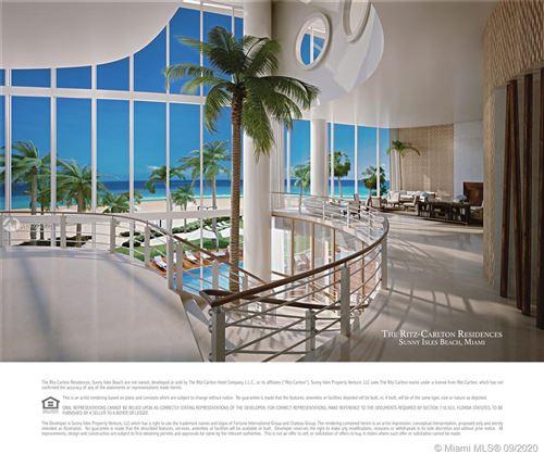 Photo of 15701 Collins Avenue #1102, Sunny Isles Beach, FL 33160 (MLS # A10923598)