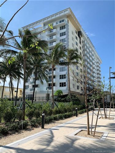 Photo of 9195 Collins Ave #605, Surfside, FL 33154 (MLS # A10970598)