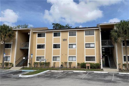 Photo of 351 Palm Way #202, Pembroke Pines, FL 33025 (MLS # A11055598)