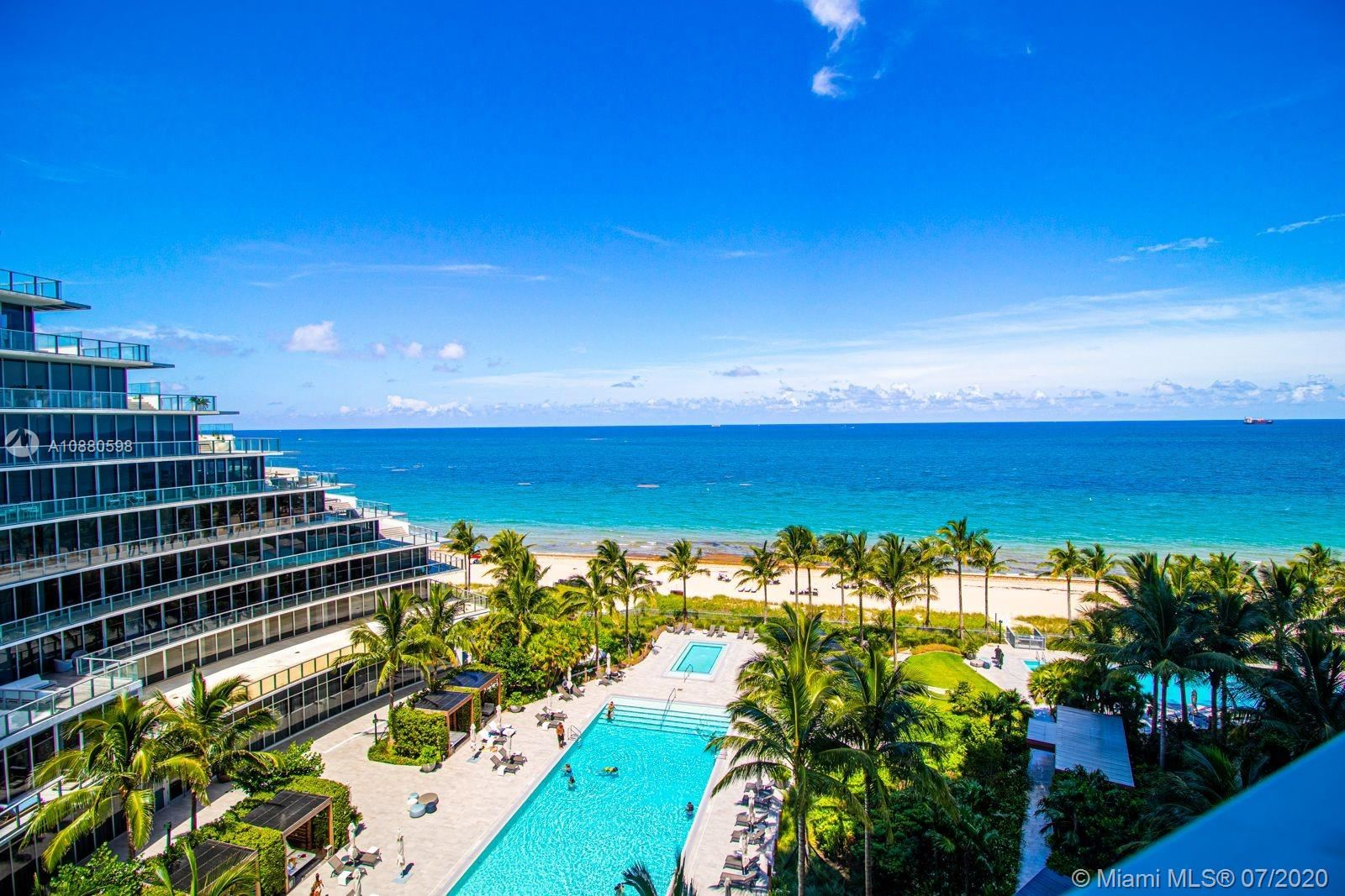 2200 N Ocean Blvd #S705, Fort Lauderdale, FL 33305 - #: A10880598