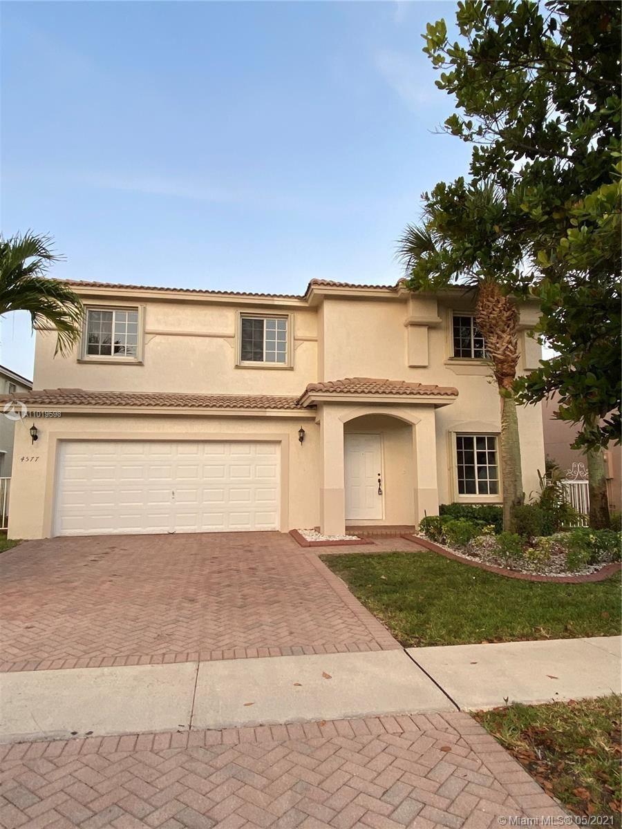 Photo of 4577 SW 129th Ave, Miramar, FL 33027 (MLS # A11019598)