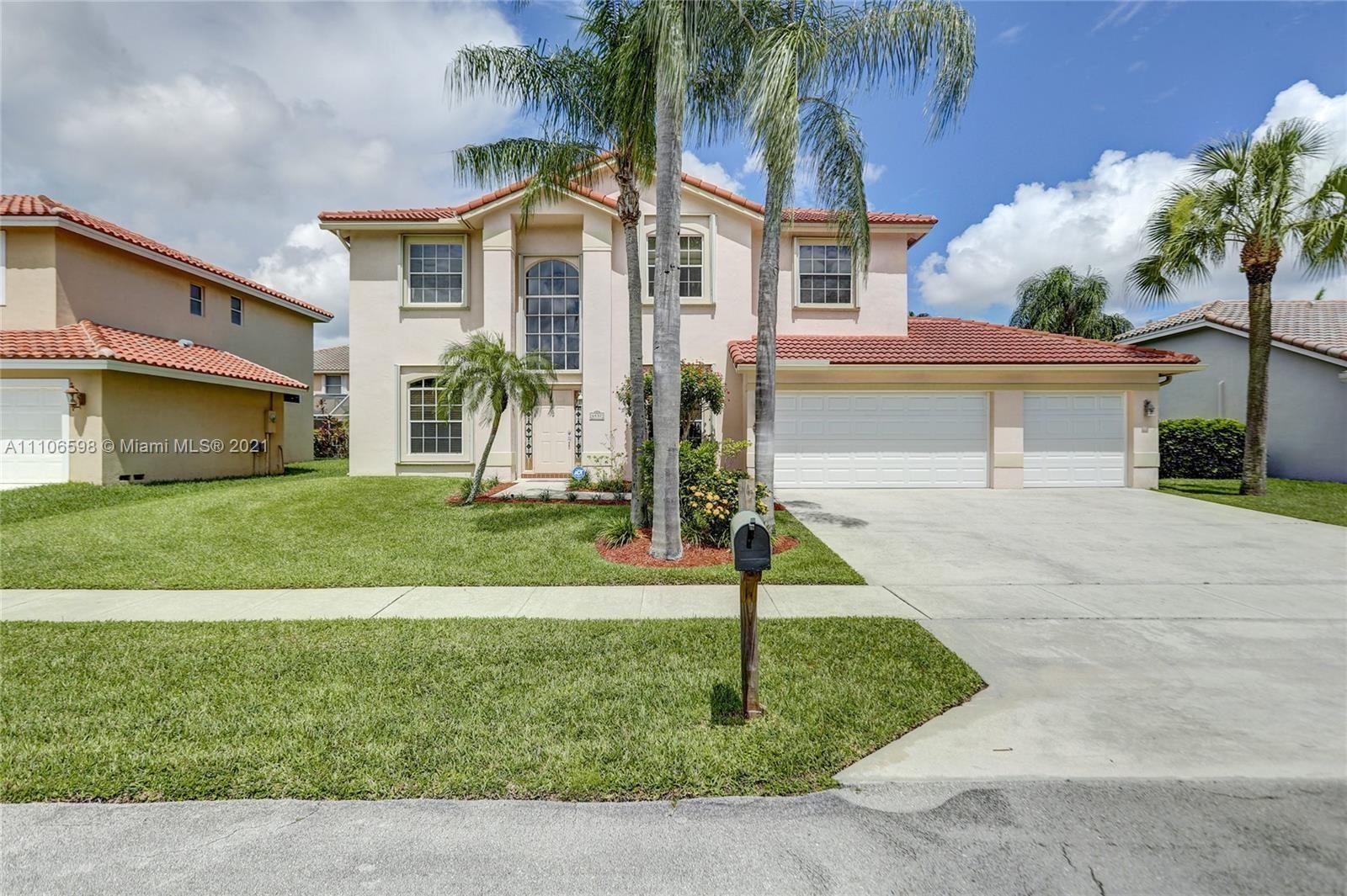 Photo of 6437 NW 54th St, Lauderhill, FL 33319 (MLS # A11106598)