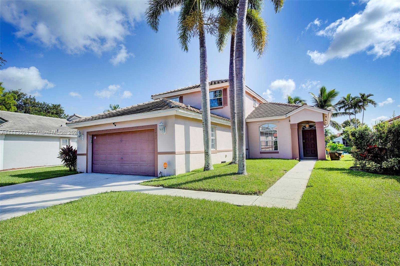 2031 NW 180th Way, Pembroke Pines, FL 33029 - #: A11113598