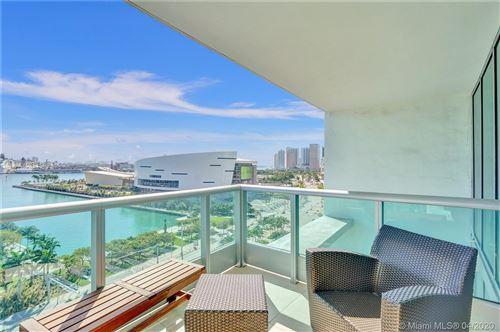 Photo of 900 Biscayne Blvd #1107, Miami, FL 33132 (MLS # A10851599)