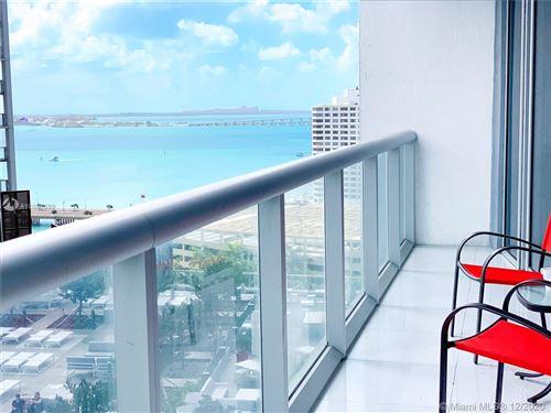 Photo of 485 Brickell Ave #1801, Miami, FL 33131 (MLS # A10881599)