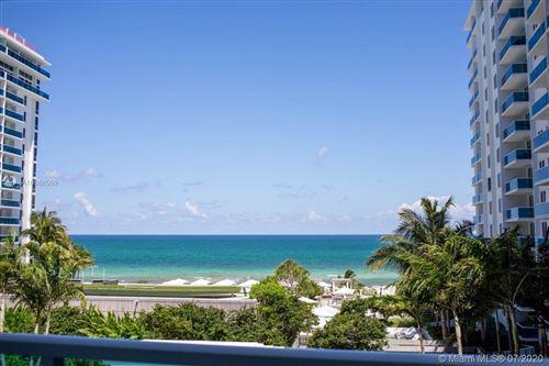 Photo of 2301 Collins Ave #625, Miami Beach, FL 33139 (MLS # A10888599)