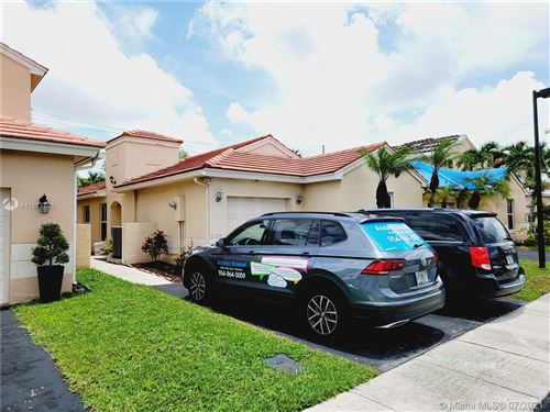 Photo of 2175 NW 184th Ter, Pembroke Pines, FL 33029 (MLS # A11071599)