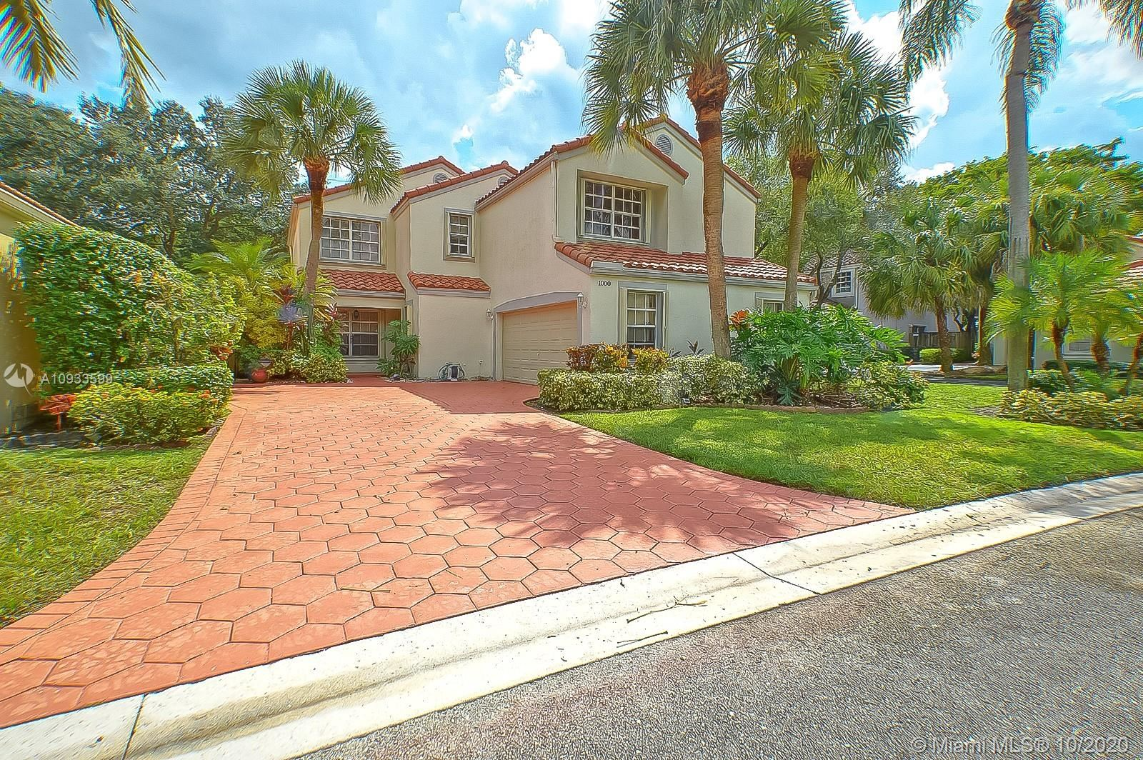 1000 NW 103rd Ave, Plantation, FL 33322 - #: A10933599