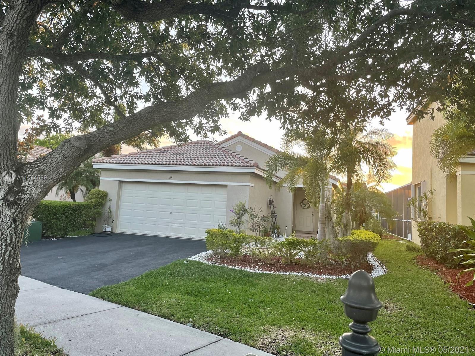 1114 Alexander Bnd, Weston, FL 33327 - #: A11034599