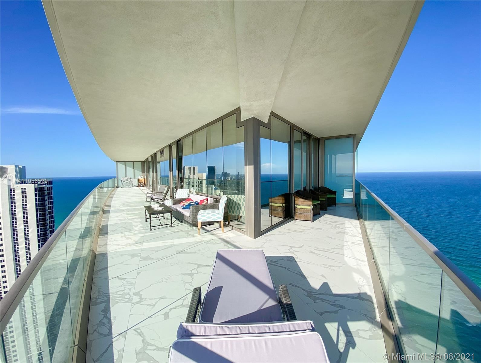 18975 Collins Ave #3705, Sunny Isles, FL 33160 - #: A11056599