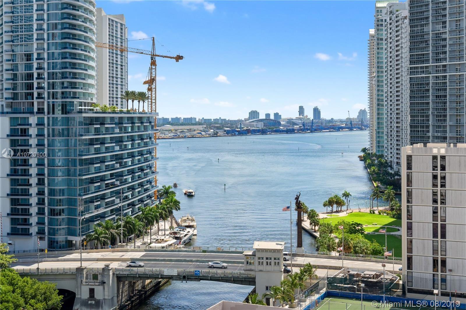 31 SE 5th St #1710, Miami, FL 33131 - #: A10720600