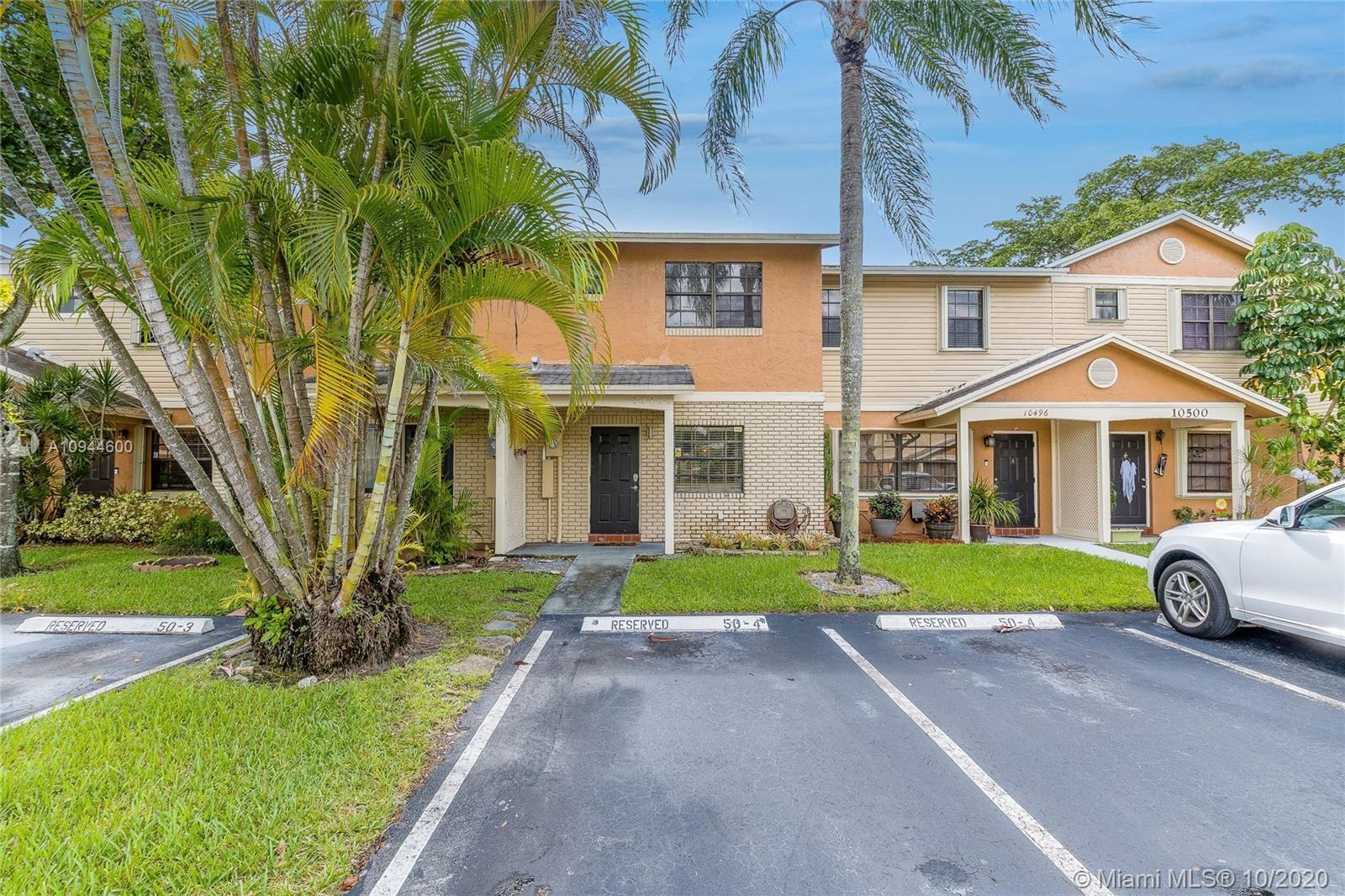 10490 NW 6th St, Pembroke Pines, FL 33026 - #: A10944600