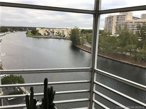 Photo of Listing MLS a10608601 in 300 Diplomat Pkwy #710 Hallandale FL 33009