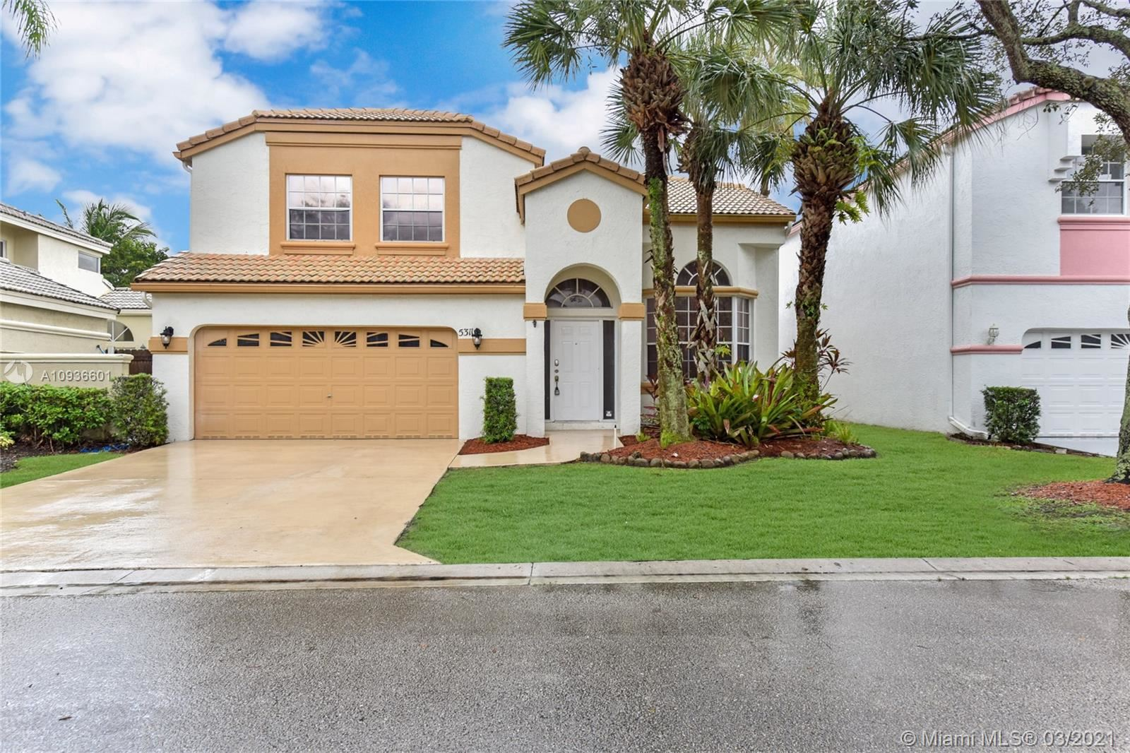 5311 NW 106th Dr, Coral Springs, FL 33076 - #: A10936601