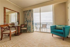Photo of 18001 Collins Ave #1201, Sunny Isles Beach, FL 33160 (MLS # A10085602)