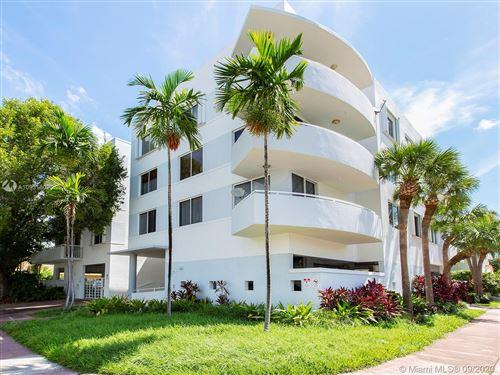 Photo of 7601 Dickens Ave #404, Miami Beach, FL 33141 (MLS # A10931602)