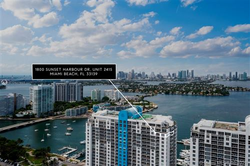 Photo of 1800 Sunset Harbour Dr #2415, Miami Beach, FL 33139 (MLS # A10927603)