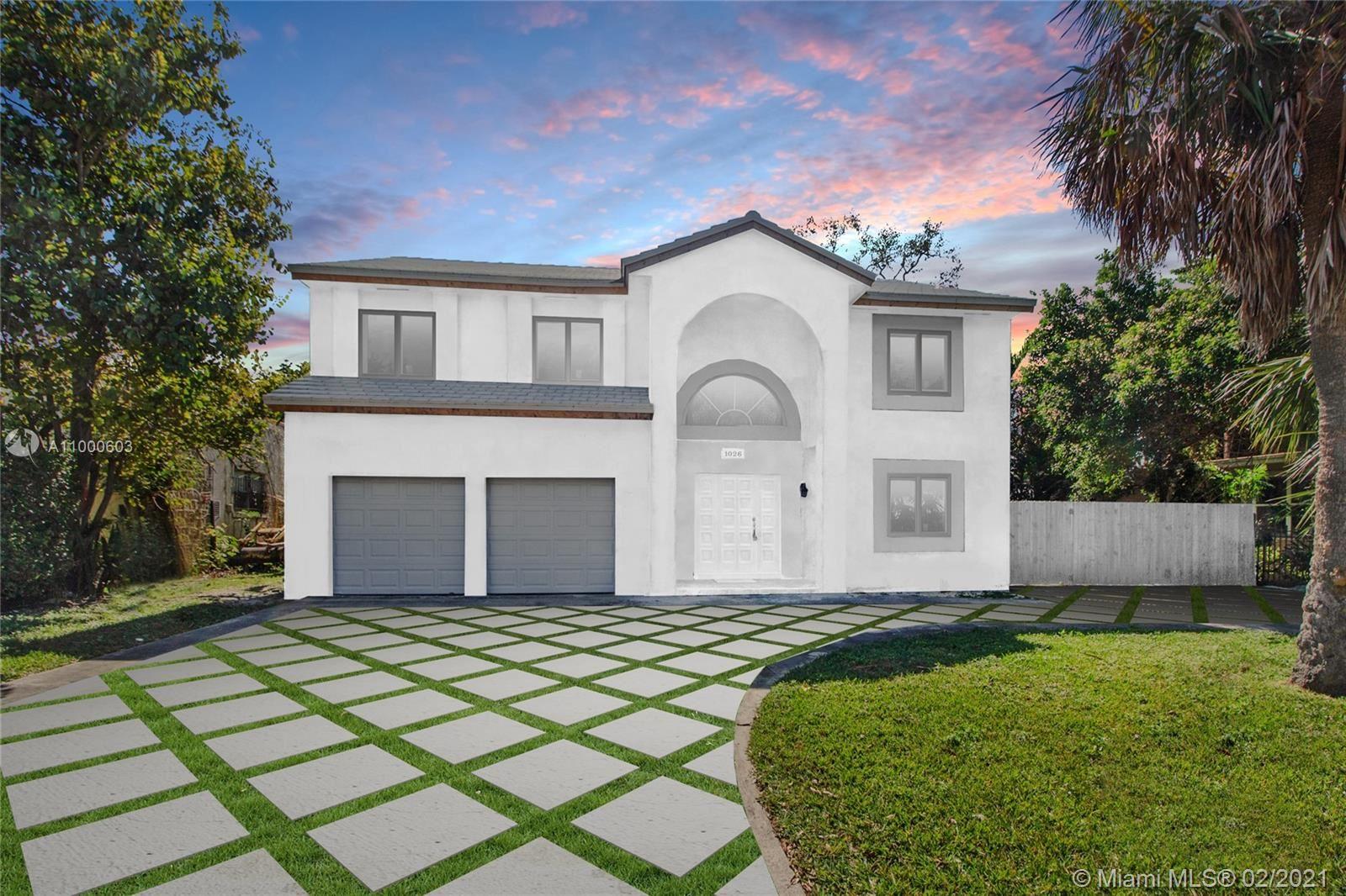 1026 NE 88th St, Miami, FL 33138 - #: A11000603