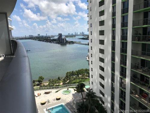 Photo of 488 NE 18th St. #2104, Miami, FL 33132 (MLS # A10816604)
