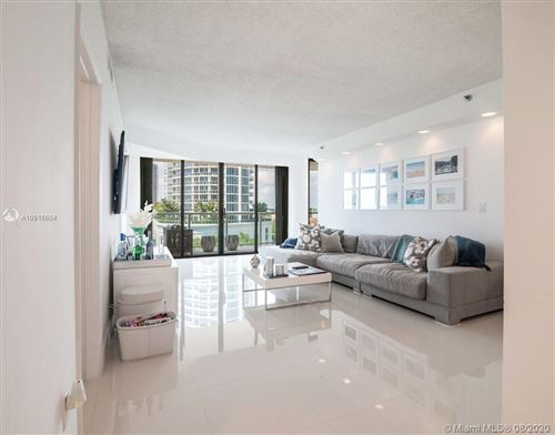 Photo of 4000 ISLAND BL #903, Aventura, FL 33160 (MLS # A10916604)