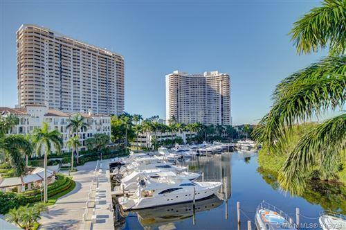 Photo of 3900 Island Blvd #B406, Aventura, FL 33160 (MLS # A10964604)