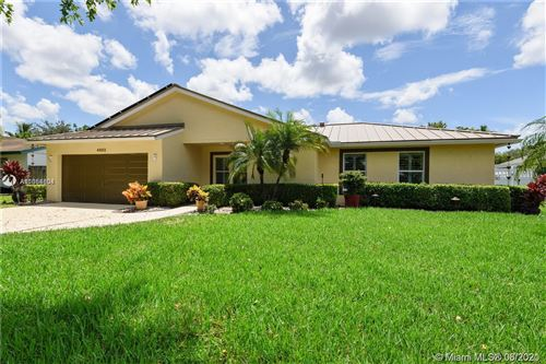 Photo of 4803 SW 119th Ave, Cooper City, FL 33330 (MLS # A11054604)