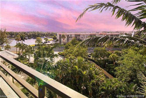 Photo of 500 Three Islands Blvd #308, Hallandale Beach, FL 33009 (MLS # A11100604)