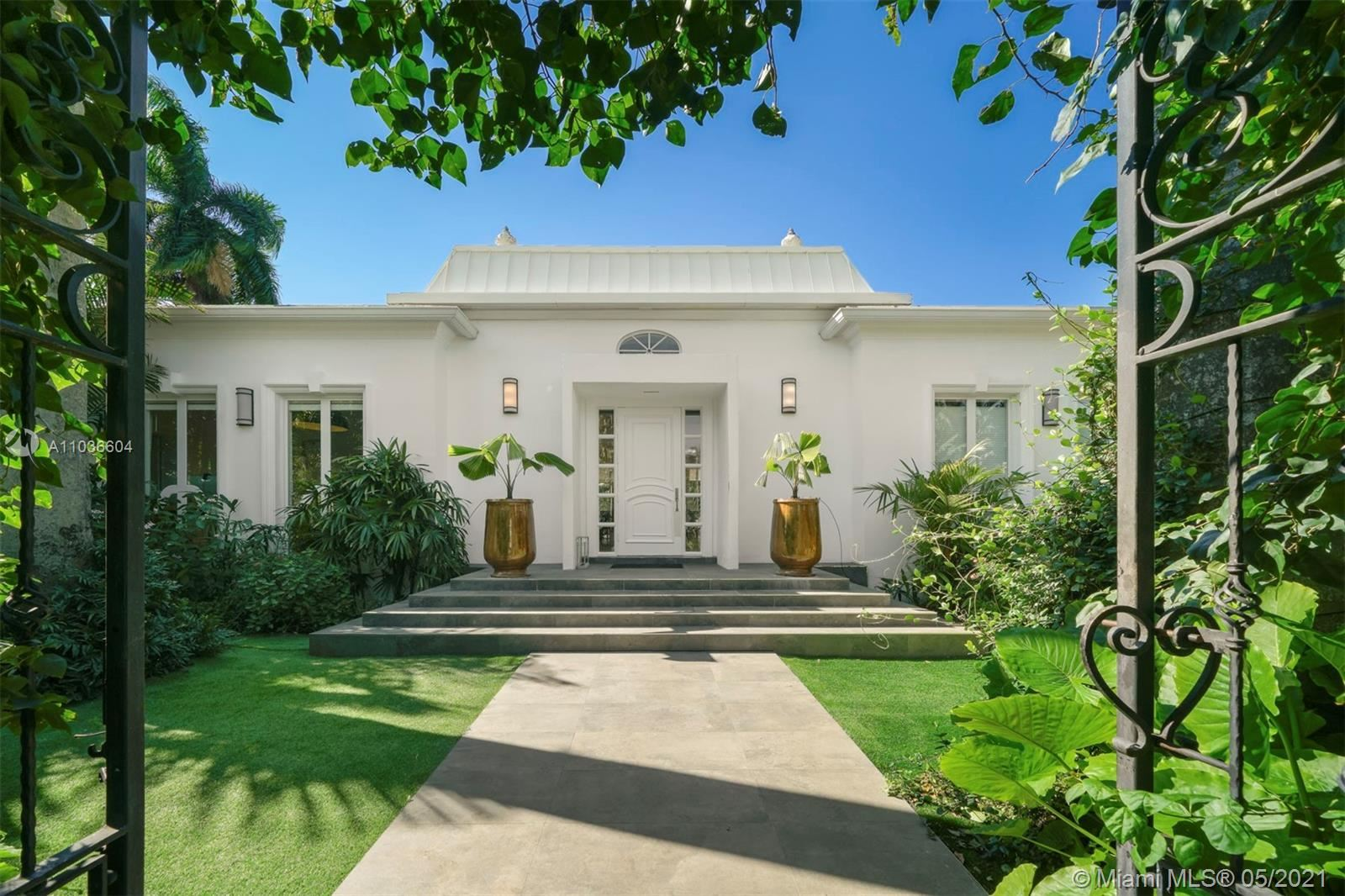 6626 Pinetree Ln, Miami Beach, FL 33141 - #: A11036604