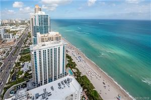 Photo of 17201 Collins Ave #4107, Sunny Isles Beach, FL 33160 (MLS # A10592605)