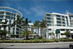 Photo of 6620 INDIAN CREEK DR #409, Miami Beach, FL 33141 (MLS # A10638605)