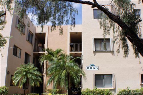 Foto de inmueble con direccion 8065 SW 107th Ave #203 Miami FL 33173 con MLS A10915605