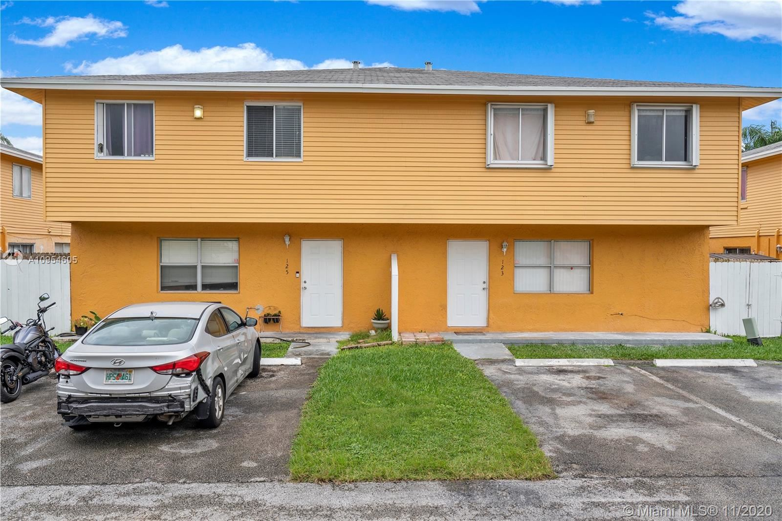 123 NE 12th Ave #123, Homestead, FL 33030 - #: A10954605