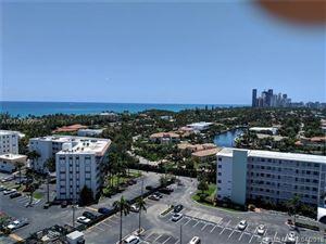 Photo of 3161 S Ocean Dr #1508, Hallandale, FL 33009 (MLS # A10457606)
